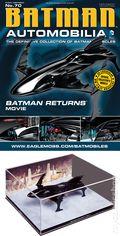 Batman Automobilia: The Definitive Collection of Batman Vehicles (2013- Eaglemoss) Figurine and Magazine #70