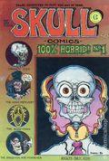 Skull Comics (1970 Rip Off Press/Last Gasp) #1, 2nd Printing