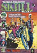 Skull Comics (1970 Rip Off Press/Last Gasp) #2, 3rd Printing