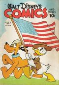 Walt Disney's Comics and Stories (1940 Dell/Gold Key/Gladstone) 22