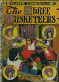 Classics Illustrated 001 The Three Musketeers (1946) 1