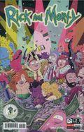 Rick and Morty (2015 Oni Press) 1ECCC