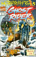 Ghost Rider (1990 2nd Series) 31NCSSIGNED