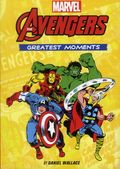 Marvel The Avengers Greatest Moments SC (2015 Thunder Bay Press) By Daniel Wallace 1-1ST