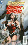 Sensation Comics Featuring Wonder Woman (2014) 16