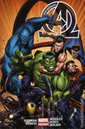 New Avengers HC (2015 Marvel NOW) Deluxe Edition by Jonathan Hickman 2-1ST