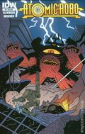 Atomic Robo and the Ring of Fire (2015 IDW) 3SUB