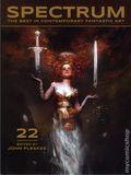 Spectrum Best in Contemporary Fantastic Art HC (1994-Present Present Underwood Books) 22-1ST