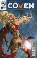 Grimm Fairy Tales Coven (2015 Zenescope) 4B