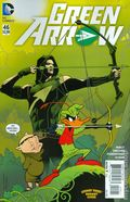 Green Arrow (2011 4th Series) 46B