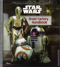 Star Wars Droid Factory Handbook SC (2015 Studio Fun) Journey to Star Wars: The Force Awakens 1-1ST