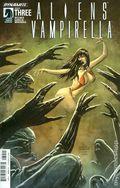Aliens Vampirella (2015 Dynamite) 3A