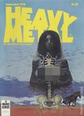 Heavy Metal Magazine (1977) Vol. 2 #5