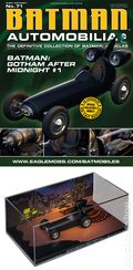 Batman Automobilia: The Definitive Collection of Batman Vehicles (2013- Eaglemoss) Figurine and Magazine #71