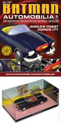 Batman Automobilia: The Definitive Collection of Batman Vehicles (2013- Eaglemoss) Figurine and Magazine #72