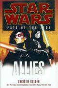 Star Wars Fate of the Jedi Allies HC (2010 Novel) 1B-1ST