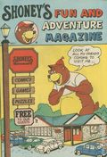 Shoney's Fun and Adventure Magazine (1981) Promo 1