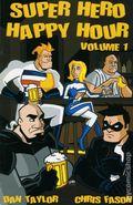 Super Hero Happy Hour TPB (2003 GeekPunk) 1-1ST