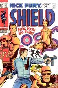 Nick Fury Agent of SHIELD (1968 1st Series) 12