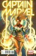 Captain Marvel (2014 8th Series) 1F
