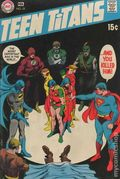 Teen Titans (1966 1st Series) 25
