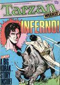 Tarzan Weekly (1977 Byblos) UK Magazine 19770924