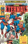 Eternals (1976 1st Series) 17