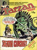 Tarzan Weekly (1977 Byblos) UK Magazine 19770625