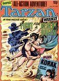 Tarzan Weekly (1977 Byblos) UK Magazine 19770716