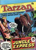 Tarzan Weekly (1977 Byblos) UK Magazine 19770820