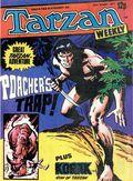 Tarzan Weekly (1977 Byblos) UK Magazine 19771022