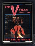 Classic Files Magazine The V Files SC (1985 New Media) Book 1 Part 2