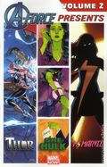 A-Force Presents TPB (2015 Marvel NOW) 2-1ST
