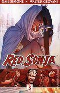 Red Sonja TPB (2014 Dynamite Entertainment) By Gail Simone 3-1ST