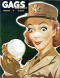 Gags Magazine (1941 Triangle Publications) Vol. 2 #1