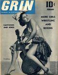 Grin Magazine (1940 Elite Publications) Vol. 1 #7