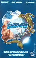 Enigmas 2006 San Diego Comic-Con Preview (2006) 0