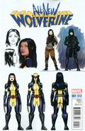 All New Wolverine (2015) 1F