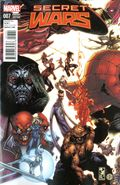 Secret Wars (2015 3rd Series) 7B