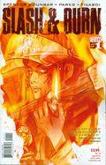 Slash and Burn (2015 Vertigo) 1