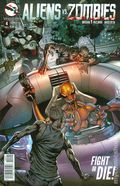 Aliens vs. Zombies (2015 Zenescope) 4B
