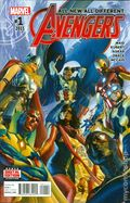 All New All Different Avengers (2015) 1A