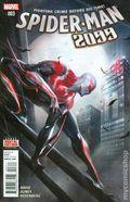 Spider-Man 2099 (2015 3rd Series) 3A