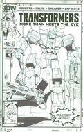 Transformers More than Meets the Eye (2012 IDW) 46RI