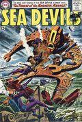 Sea Devils (1961) UK Edition 12UK