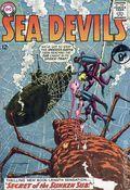Sea Devils (1961) UK Edition 15UK