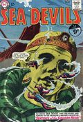 Sea Devils (1961) UK Edition 16UK