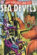 Sea Devils (1961) UK Edition 24UK