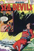 Sea Devils (1961) UK Edition 26UK