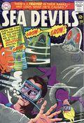 Sea Devils (1961) UK Edition 27UK